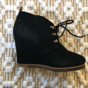 Lace-Up Wedge Steve Madden Bootie